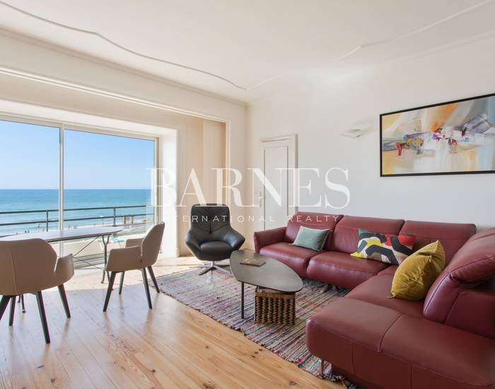IMPERIAL - EXCEPTIONAL APARTMENT WITH VIEW ON THE OCEAN AND OVERLOOKING HOTEL DU PALAIS