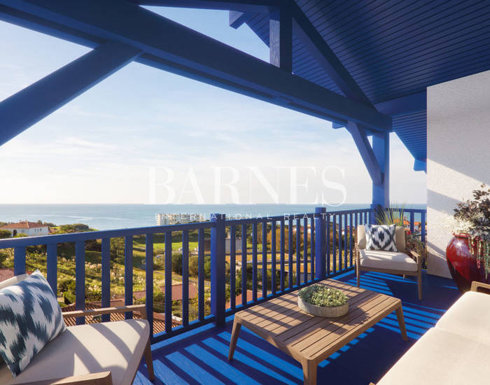 BIARRITZ MILADY, SEA VIEW APARTMENT