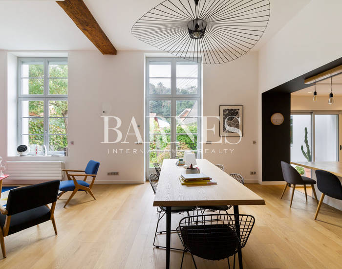 BIARRITZ BEAURIVAGE, 180 SQM LOFT ENTIRELY RENOVATED