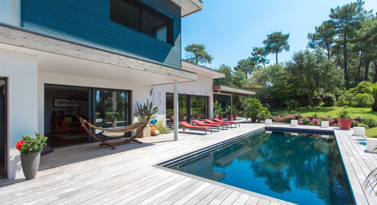luxury house for sale landes