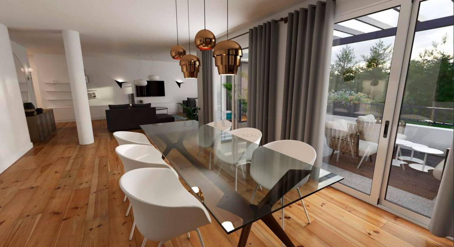 luxury apartment hossegor