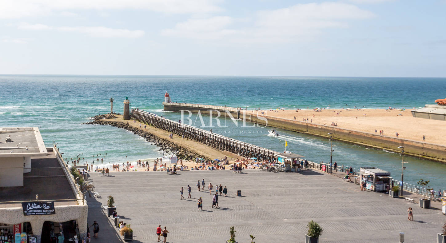 apartment with sea view for sale capbreton