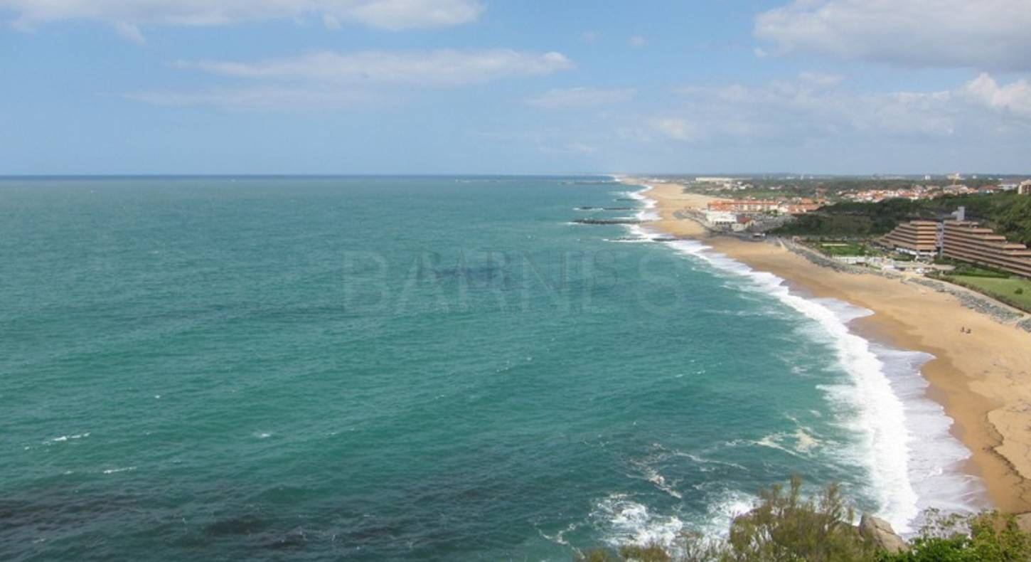 apartment in biarritz with panoramic view of the chambre d'amour