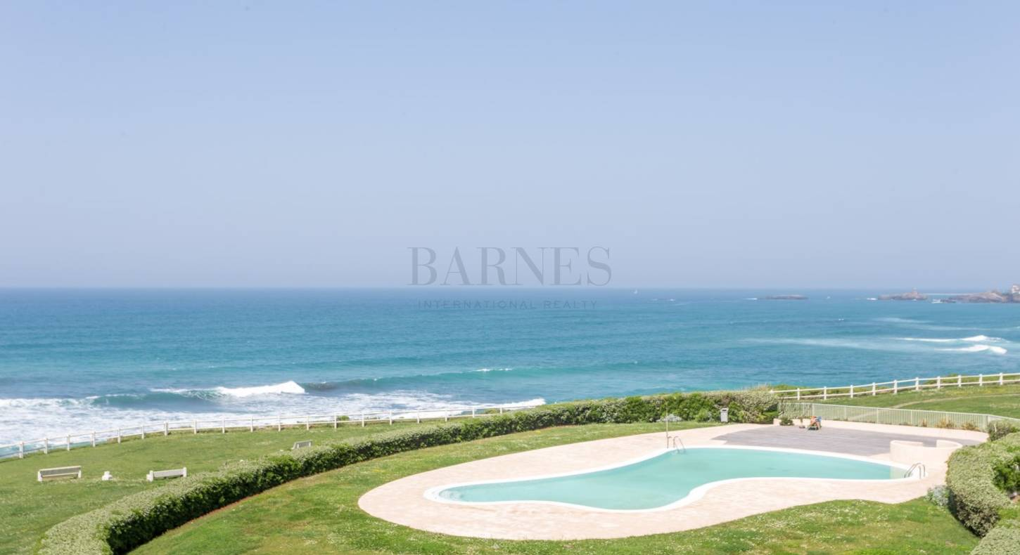 sea front partment biarritz milady